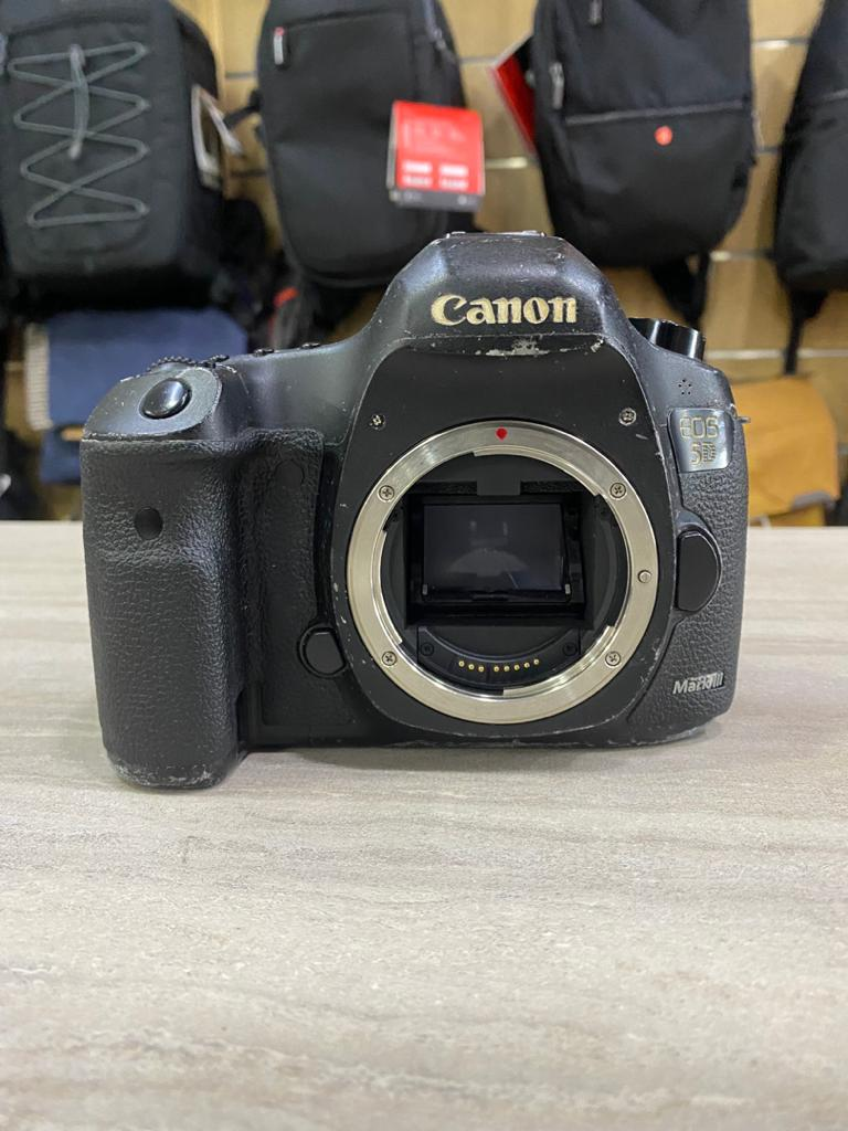 Used - Canon 5D Mark III (SC 247K)(Body Only)