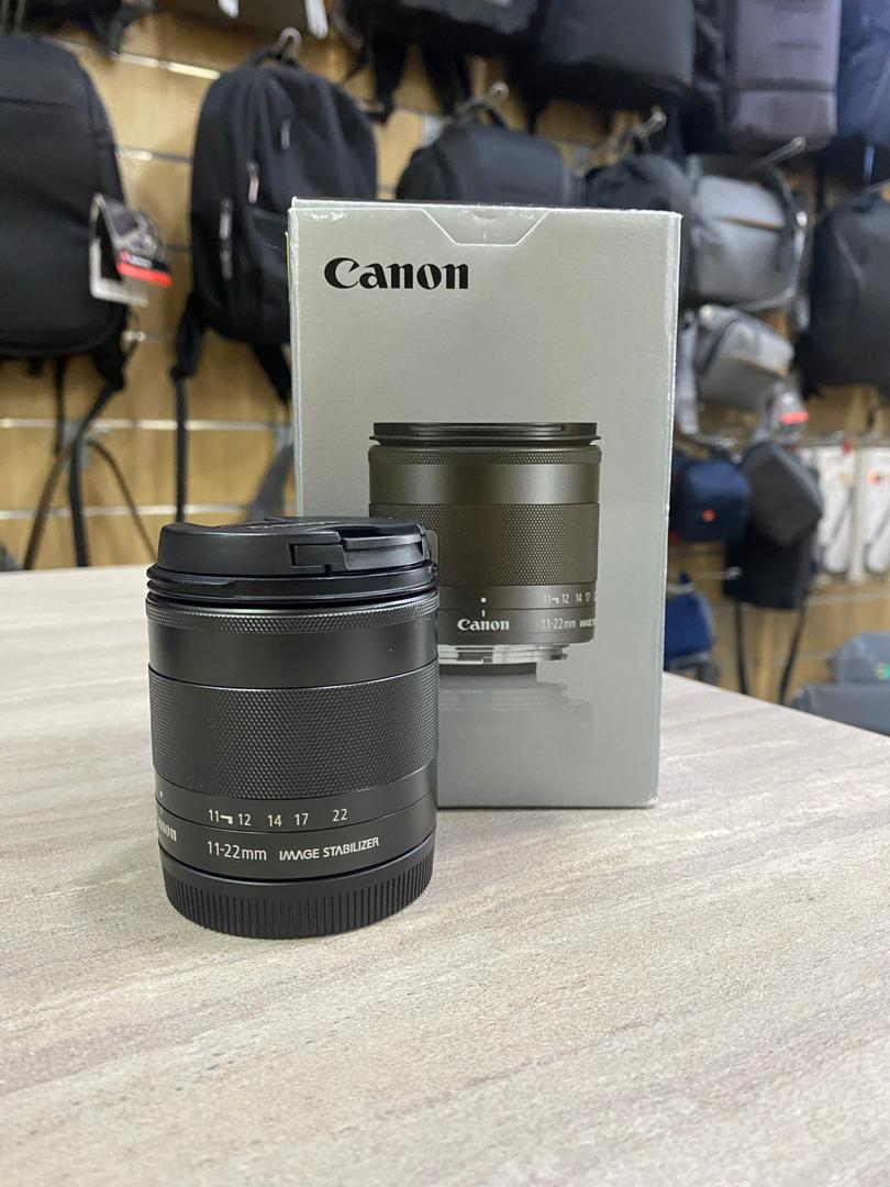 Used - Canon EF-M 11-22MM F4-5.6 IS STM Lens