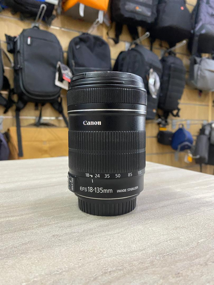 Used - Canon 18-135MM F3.5-5.6 IS