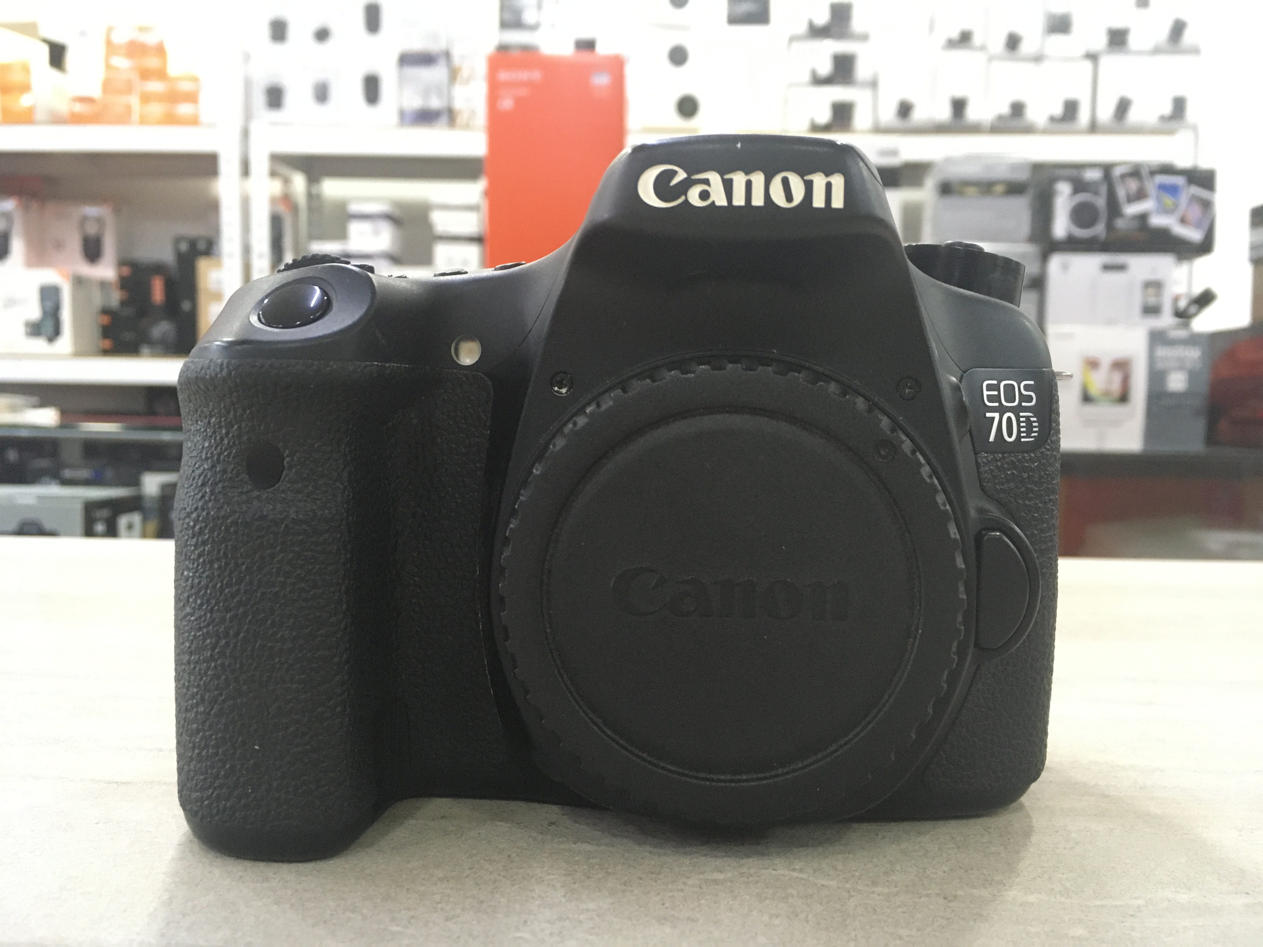Used - Canon EOS 70D (SC 91k) (Body Only)